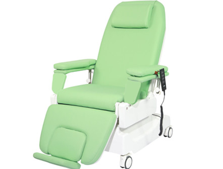 Electronic Adjustment Hospital Dialysis Chair