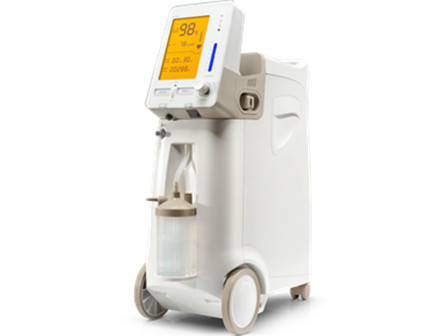Multi-functional Oxygen Concentrator with Intelligent Remote Control