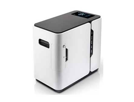 5L LCD Home Low-noise Oxygen Concentrator