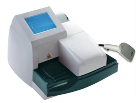 Semi-automatic urine analyzer