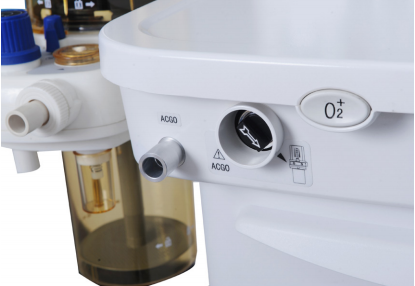 15 Inch Touch Screen Anesthesia Machine