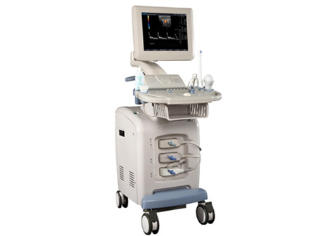 Full-digital Color Doppler Ultrasound Diagnostic System