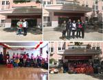 Nanjing KaiHong Helps Charity and Caring