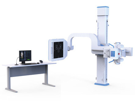 High Frequency Medical Digital Radiography System