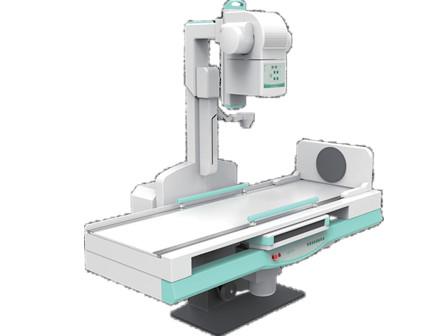 HF Digital Radiography & Fluoroscopy System