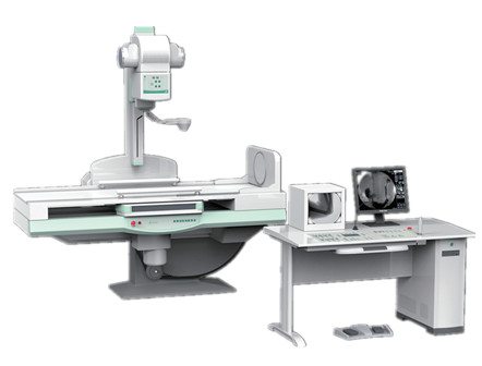 HF Radiography & Fluoroscopy Digital X-ray System
