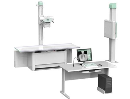 HF Economical Digital X-ray Radiography System