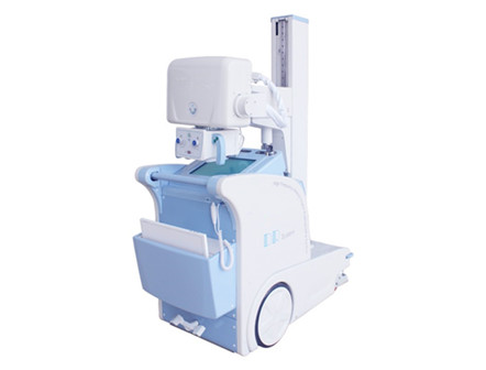 High Frequency Mobile Digital Radiography System