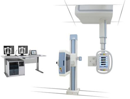 HF Digital Ceiling Suspended Radiography System
