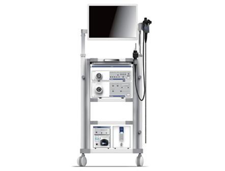 flexible video bronchoscope