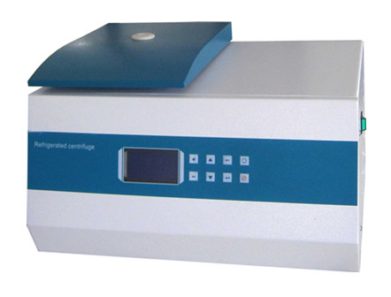 High Speed Refrigerated Centrifuge