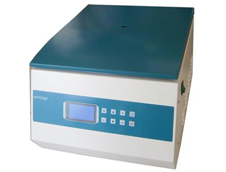 Laboratory professional centrifuge for qualitative analysis