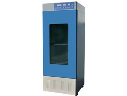 Laboratory thermostat and humidistat incubator