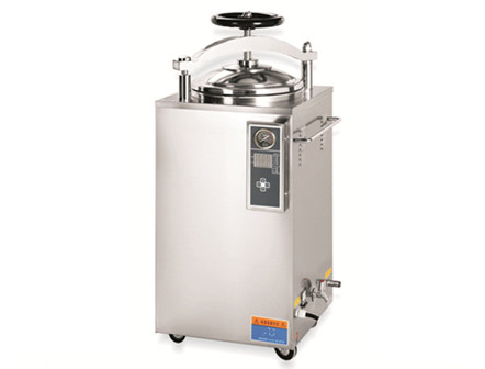 Professional and Reliable Vertical Pressure Steam Sterilizer