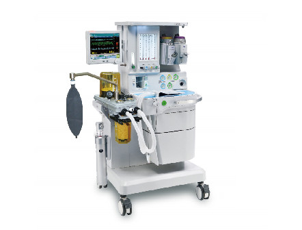 Medical 12.1 Inch Color LCD Portable Anesthesia Machine