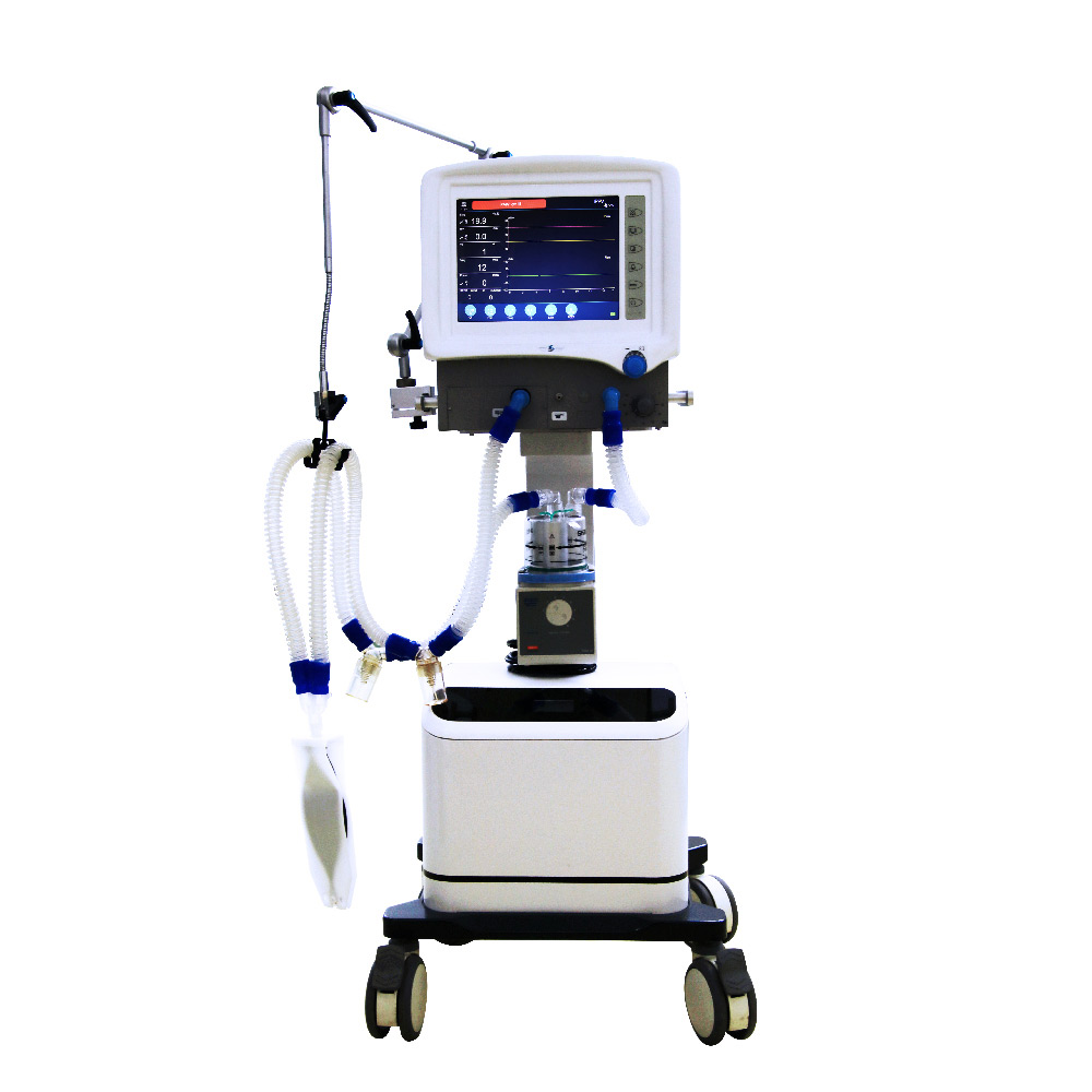 Hospital ICU Ventilator Machine for Infant and Adult