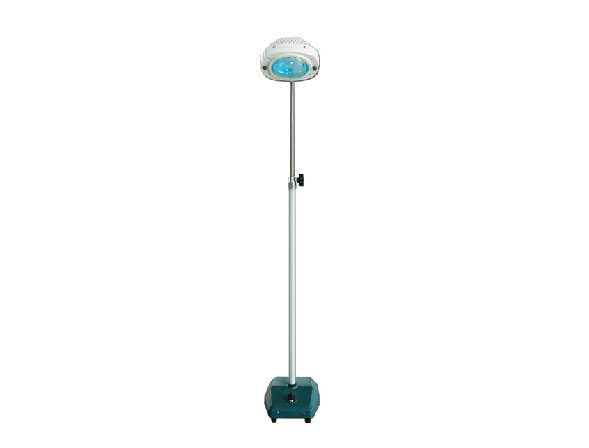 Hospital single hole operation lamp