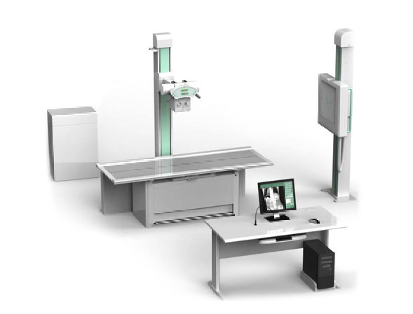 HF Radiography & Fluoroscopy Digital X-ray System