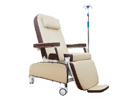 Cheap Portable Manual Hospital Blood Donor Chair